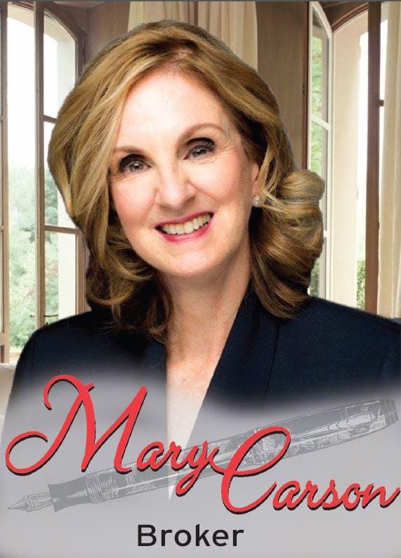 Mary Carson - Happy Endings