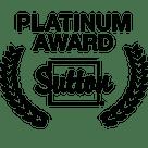 Sutton Platinum Award 2017