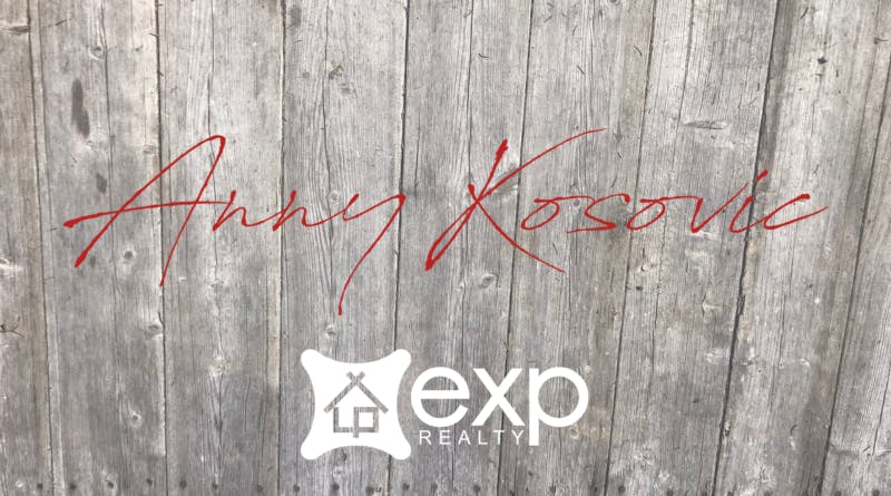 Anny Kosovic - Your Real Estate Needs = My Priority