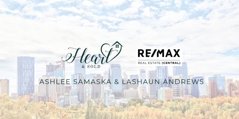 Heart & Sold - Ashlee Samaska & LaShaun Andrews