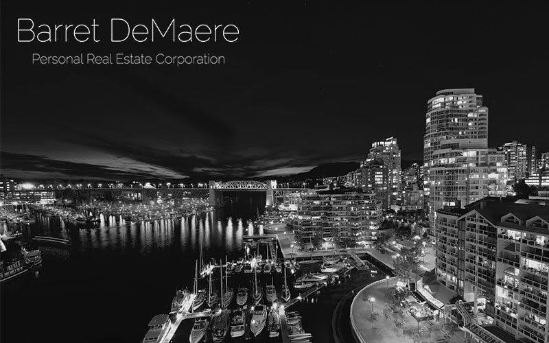 Barret DeMaere, Personal Real Estate Corporation