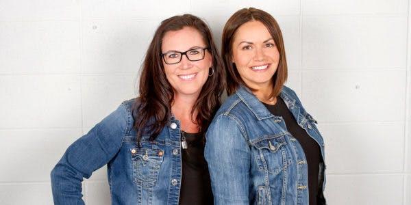 Krista Smith & Becky Benson