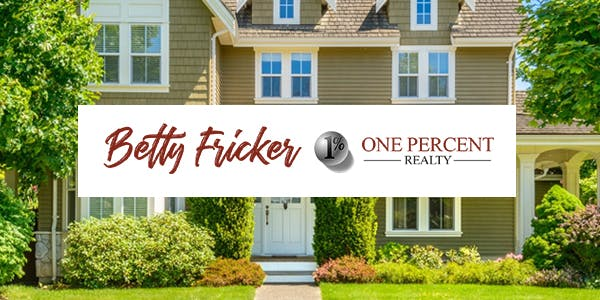 Betty Fricker Personal Real Estate Corporation