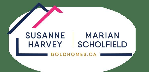 Susanne Harvey & Marian Scholfield