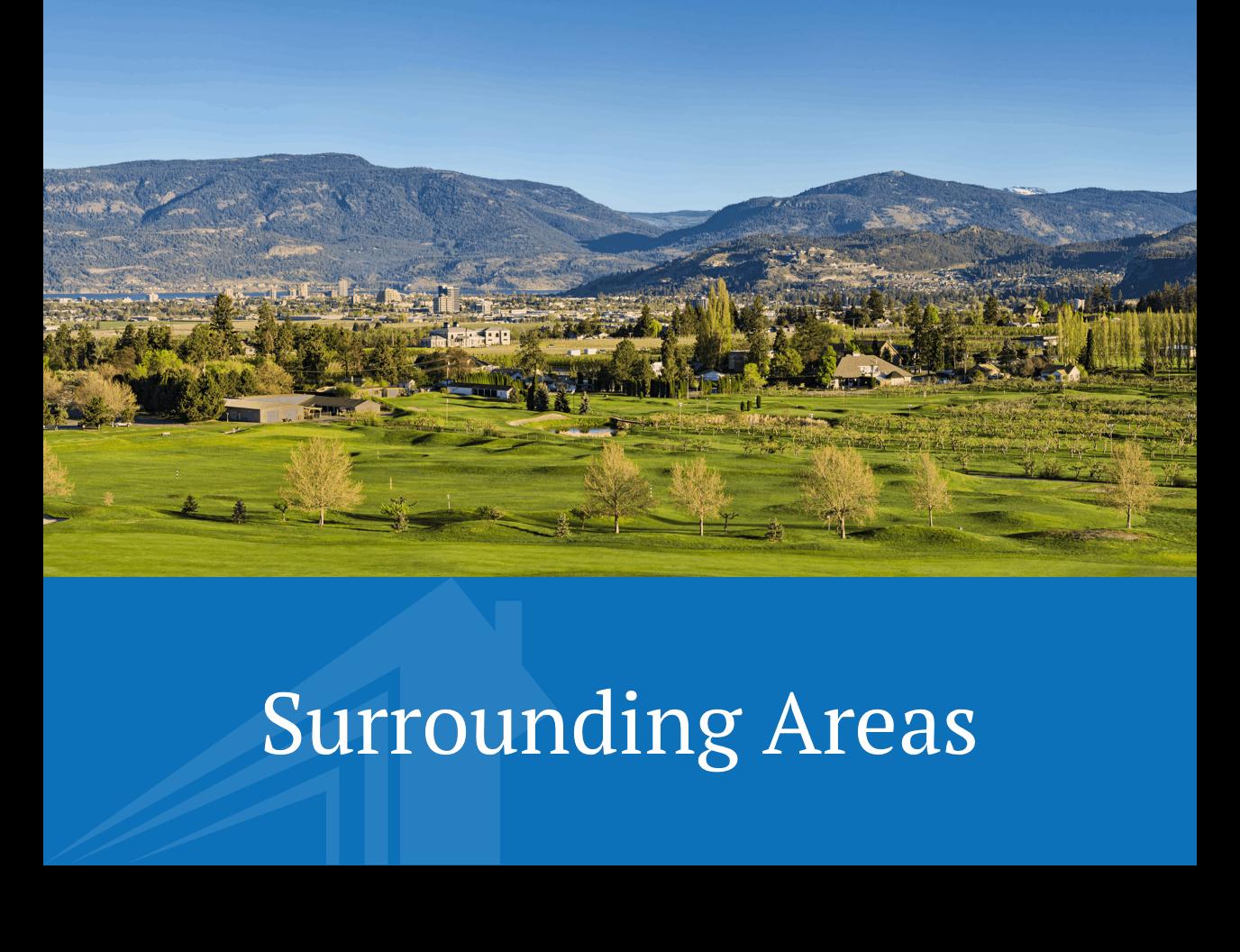 Surrounding Areas