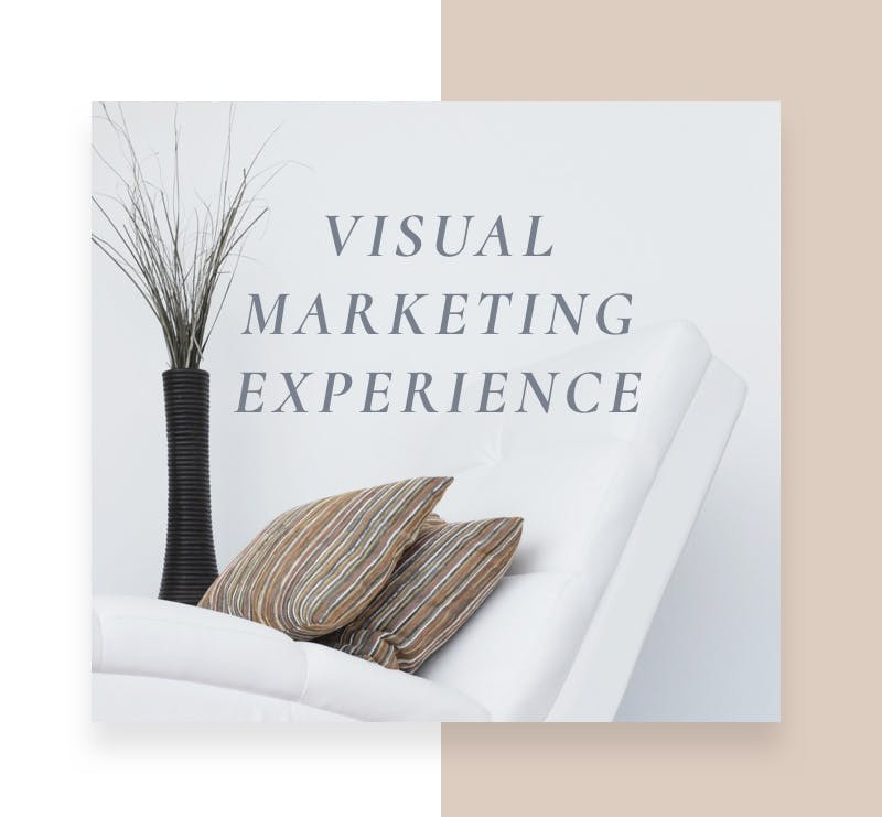 visually creative marketing