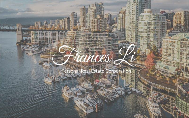 Frances Li - Personal Real Estate Corporation