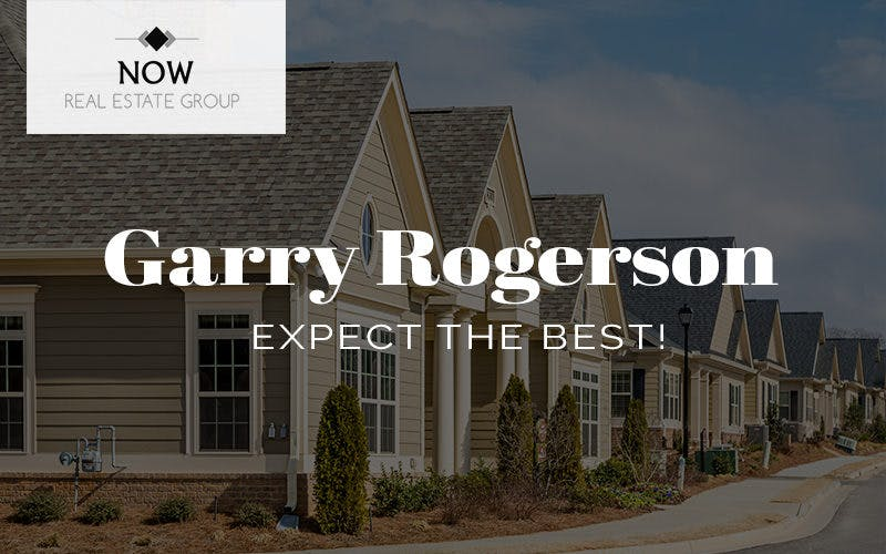 Garry Rogerson: NOW Real Estate Group