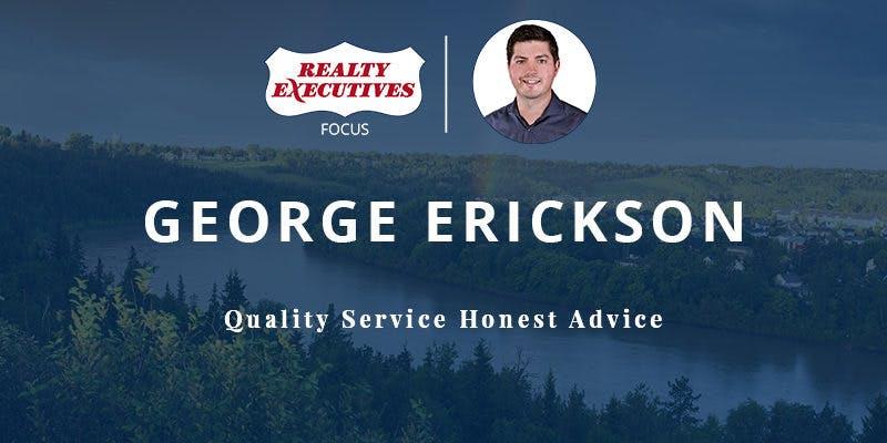 George Erickson - Quality Service Honest Advice