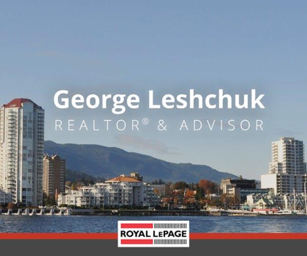 George Leshchuk - Realtor & Advisor