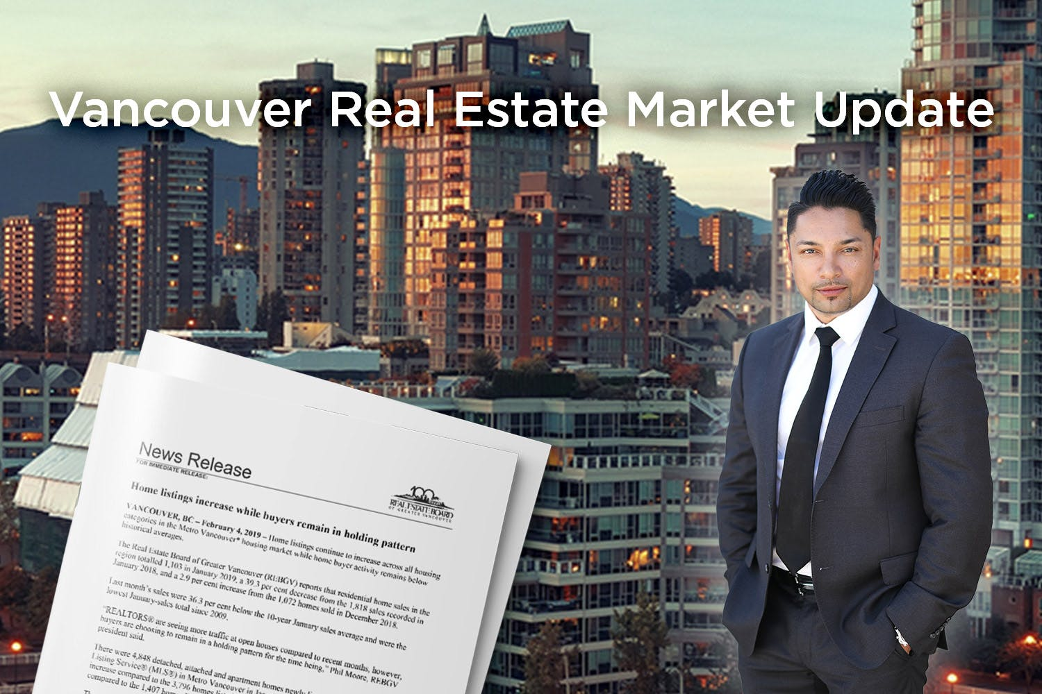 Imran Ali Vancouver Real Estate Report