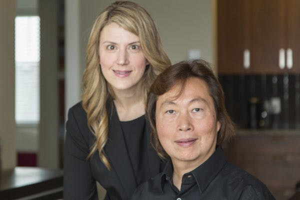 Michael Tanlimco and Janet Tanlimco