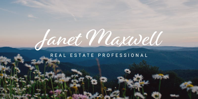Janet Maxwell, Real Estate Professional