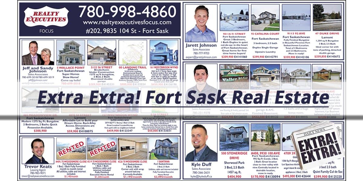 Fort Sask News Realty