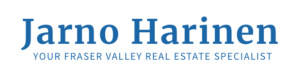 Jarno Harinen, Your Fraser Valley real estate specialist