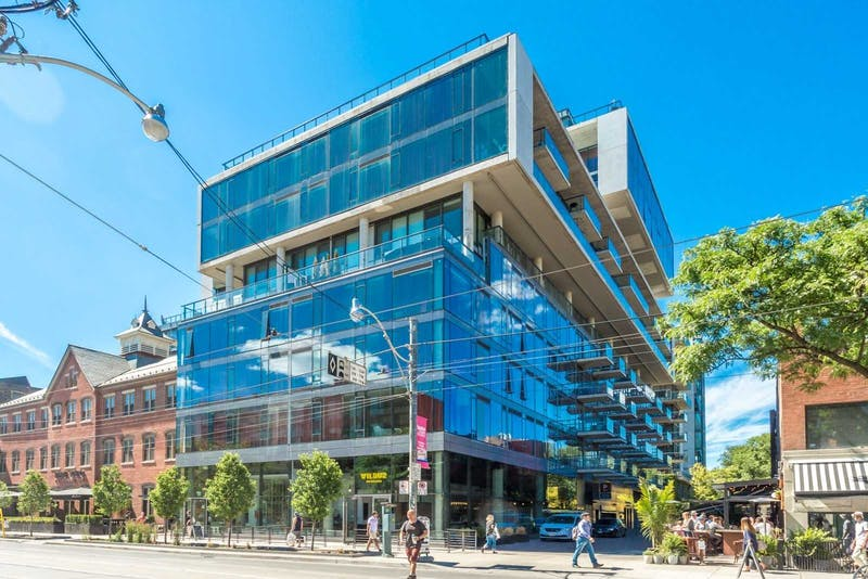 560 King West exterior