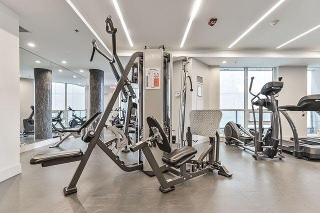 377 Madison gym