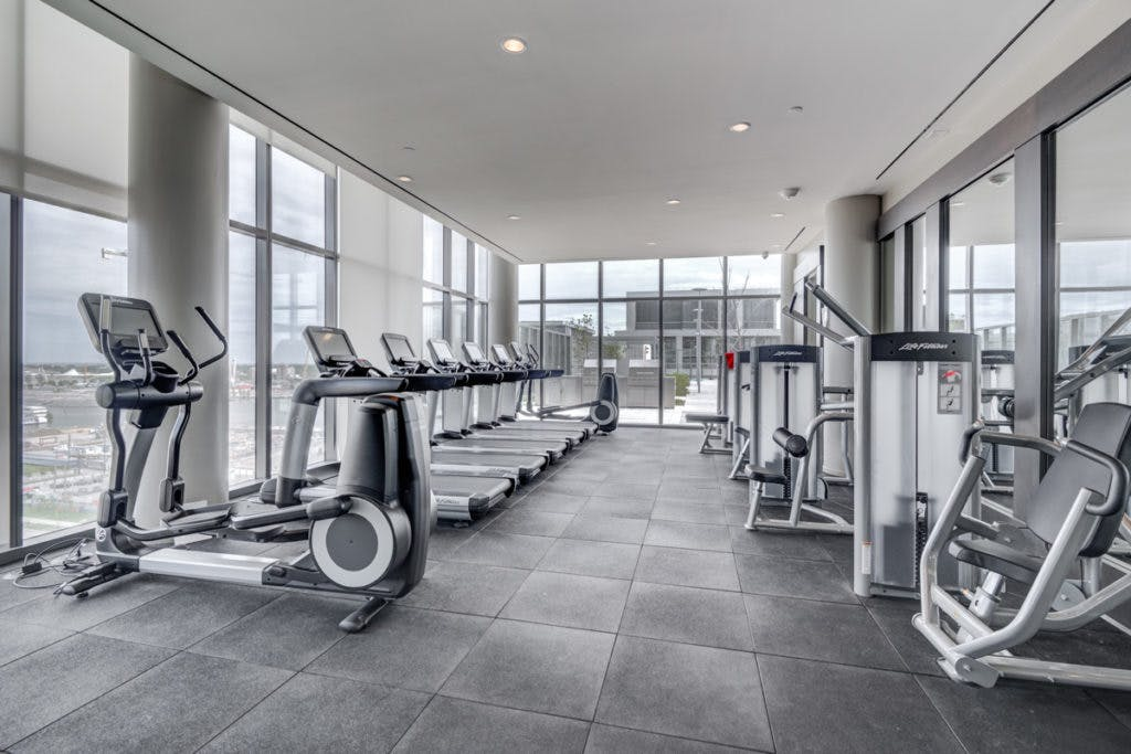 16 Bonnycastle gym
