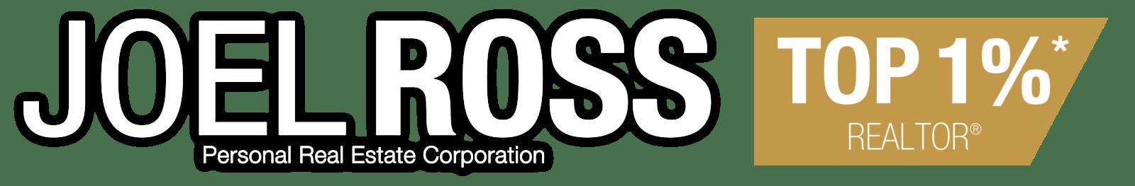 Joel Ross Personal Real Estate Corporation