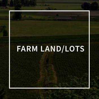 Farm Land (Acreages)