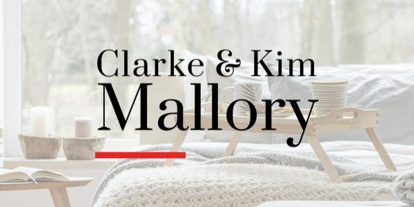 Clarke Mallory PREC* and Kim Mallory PREC*