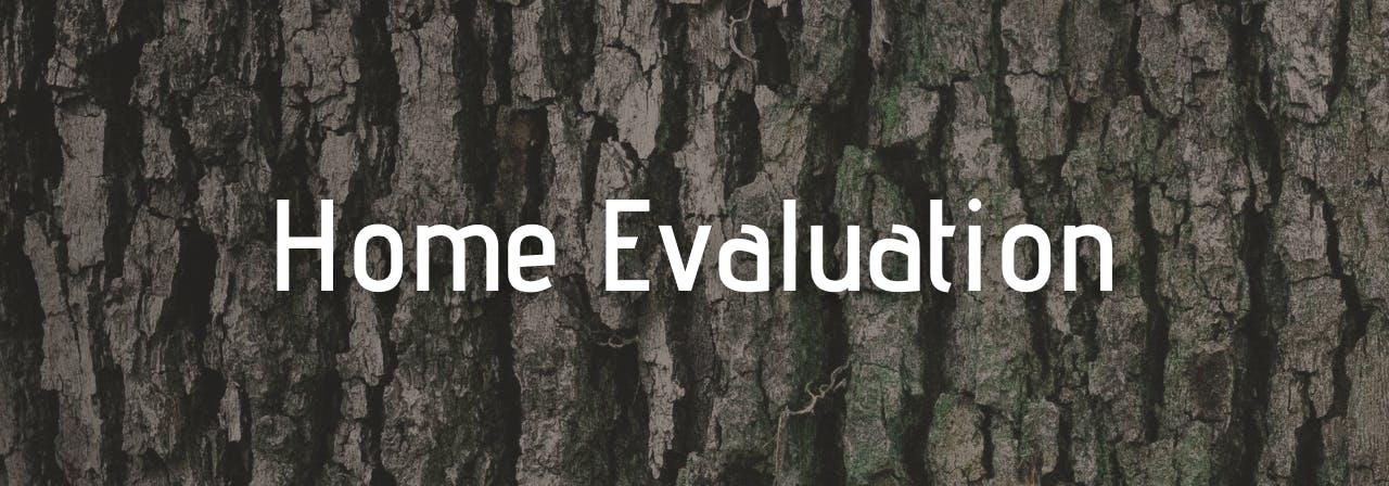 Home Evaluation