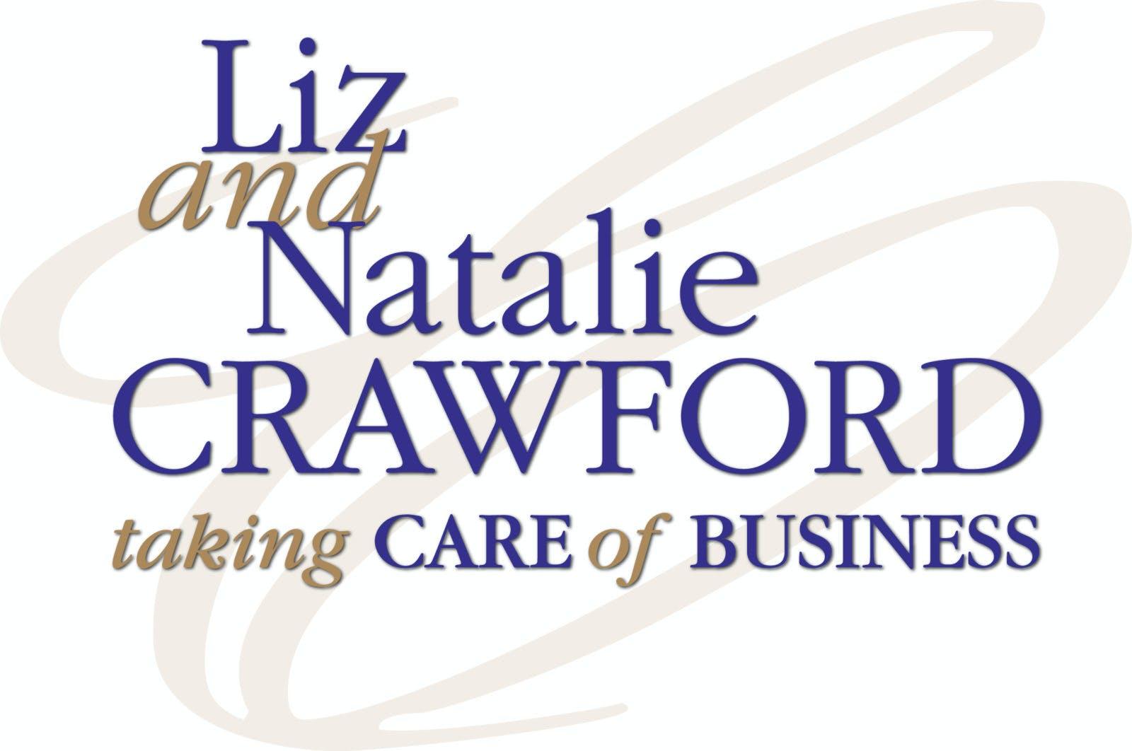 Liz and Natalie Crawford