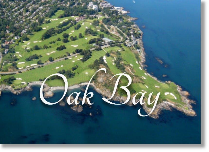 Oak Bay – Pacifica Real Estate Inc.