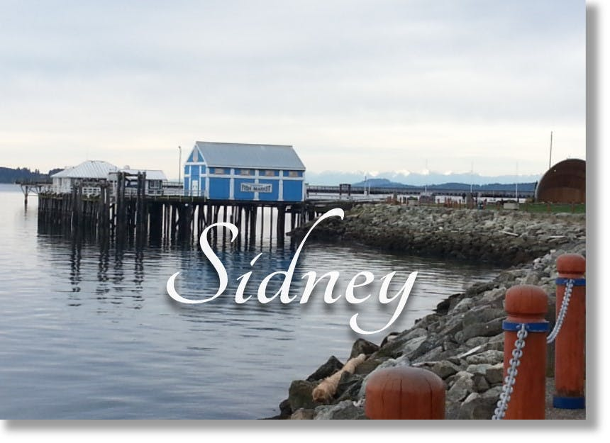 Sidney BC – Pacifica Real Estate Inc.
