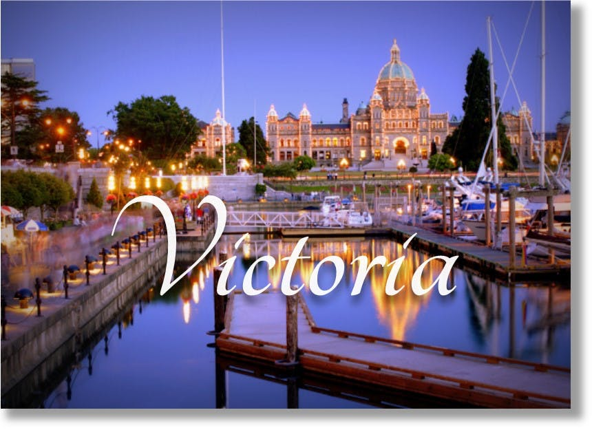 Victoria – Pacifica Real Estate Inc.