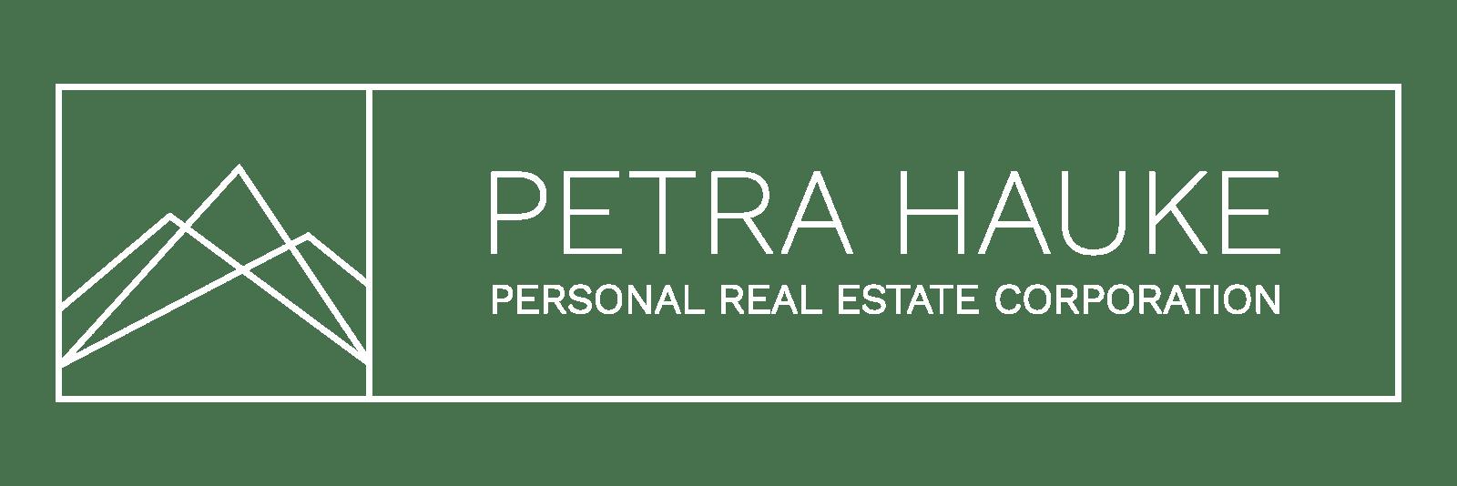 Petra Hauke, Personal Real Estate Corporation