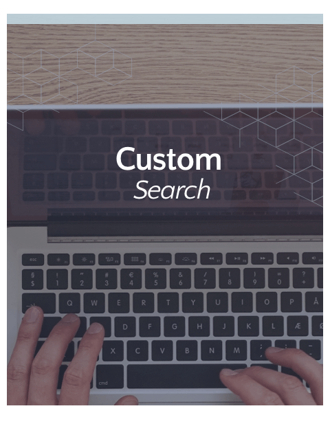 Custom Search
