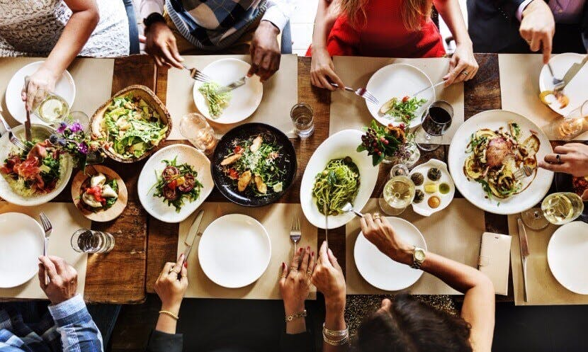 restaurants in langley