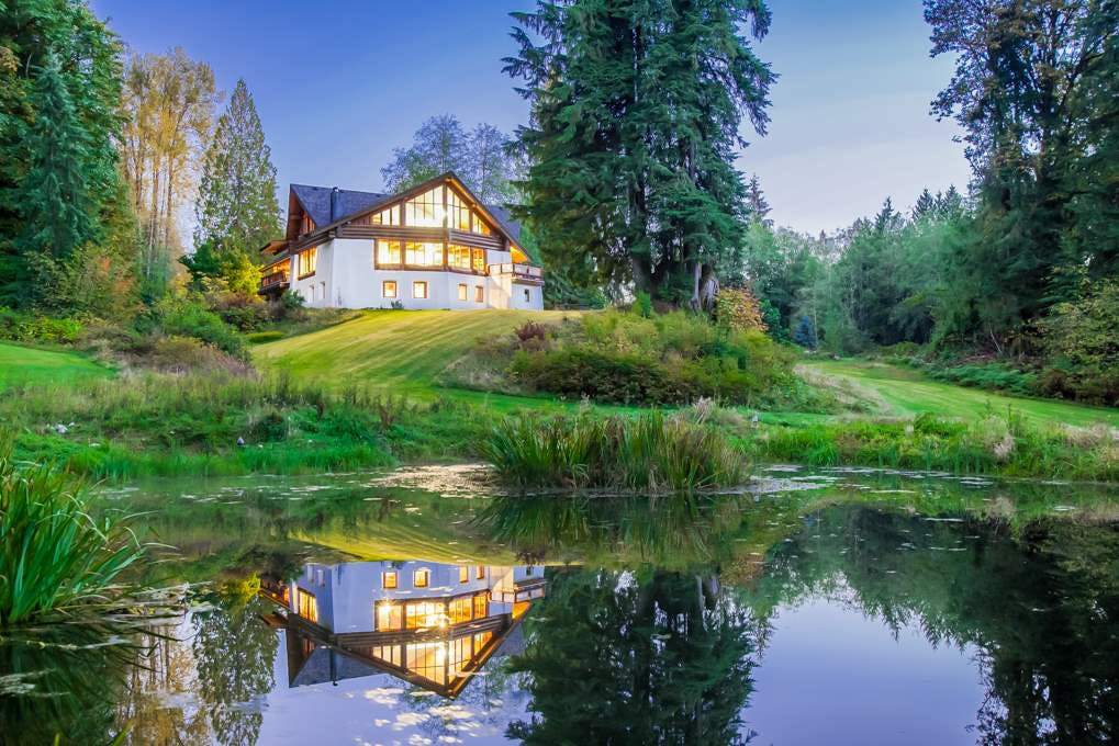 luxury real estate in maple ridge