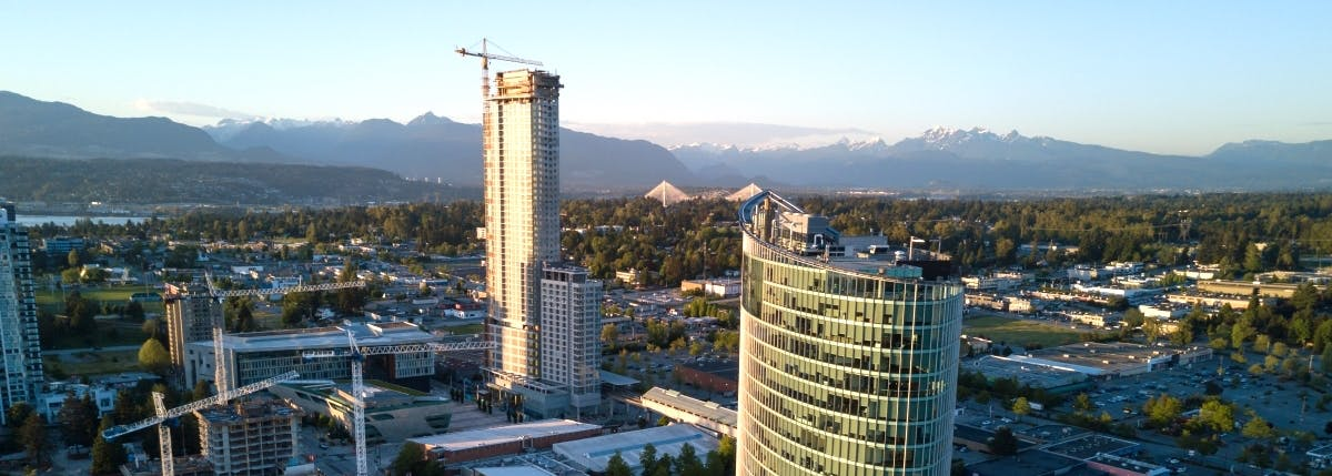 Surrey central condos for sale