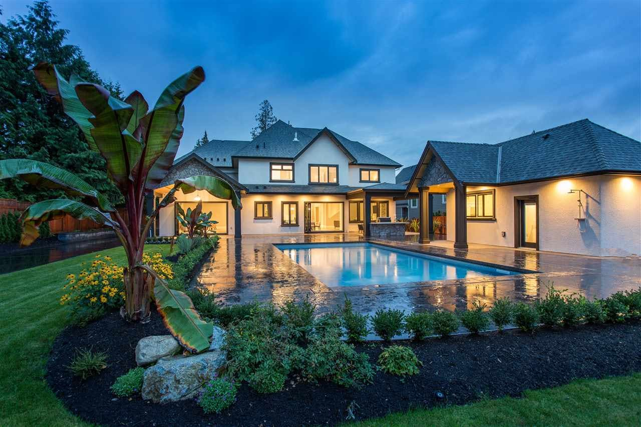 Luxury real estate in langley