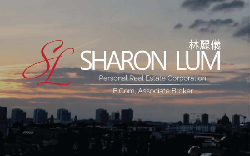 Sharon Lum, Personal Real Estate Corporation