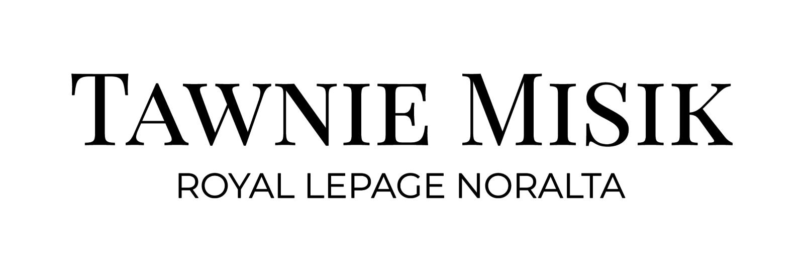 Tawnie Misik - Royal LePage Noralta
