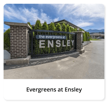 Evergreens at Ensley