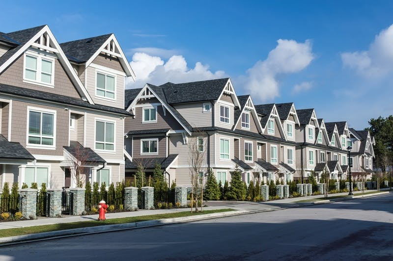 townhouses in cloverdale bc